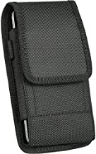 Heavy Duty Rugged EVA Canvas Carry Case for Asus ZenFone Max Plus M1, ZenFone 5z, ZenFone 4 Pro, ZenFone 4, ZenFone 3 Zoom, ZenFone 4 Max (Also can fit w/Slim or Ultra Thin case on)