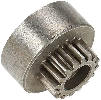 powerday 02107 Milwaukee Mall 16T Clutch Bell Single Gear RC Monst 1 Complete Free Shipping for 10 Car