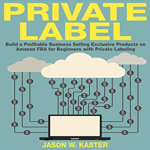 Private Label audiobook cover art
