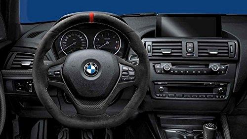 BMW Original M Performance Lenkrad Alcantara mit Carbonblende für 1er F20 F21 - ohne Sportautomatik
