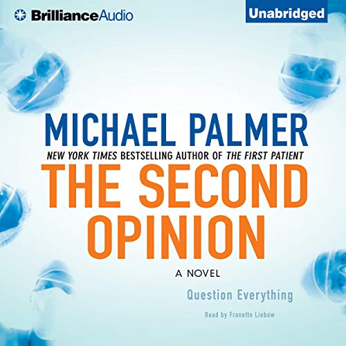The Second Opinion audiobook cover art