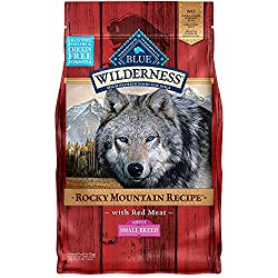 Blue Buffalo Wilderness Rocky Mountain Recipe