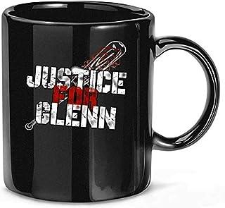 Justice for Glenn Walking Dead Zombie kaffemugg 3,25 dl