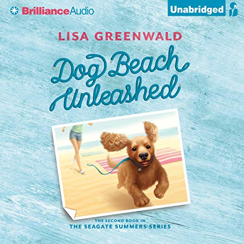 Dog Beach Unleashed  By  cover art