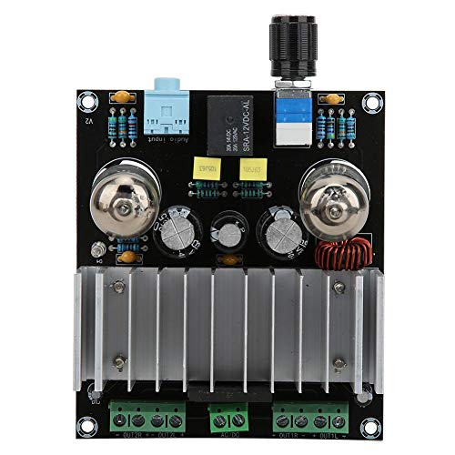 4x40W Power Amplifier Board High-Power TDA7388 Chip 12V Amplificador