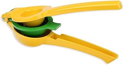 Schramm® citruspers citroenpers limoenpers handmatige pers handpers sappers juicer pers pers geel