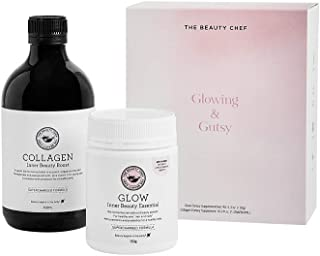 The Beauty Chef | Glowing & Gutsy | Collagen Inner Beauty Boost & Glow Inner Beauty Boost