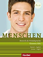 Menschen Sechsbandige Ausgabe: Glossar Xxl Englisch A1.2 (German Edition) by Unknown(2014-05-01)