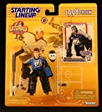 Starting Lineup Daren PUPPA / Tampa Bay Lightning 1998 Extended Series NHL Action Figure & Exclusive Pacific NHL Collector Trading Card