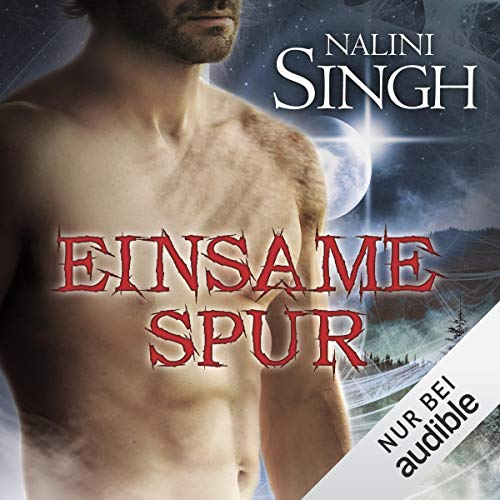Einsame Spur audiobook cover art