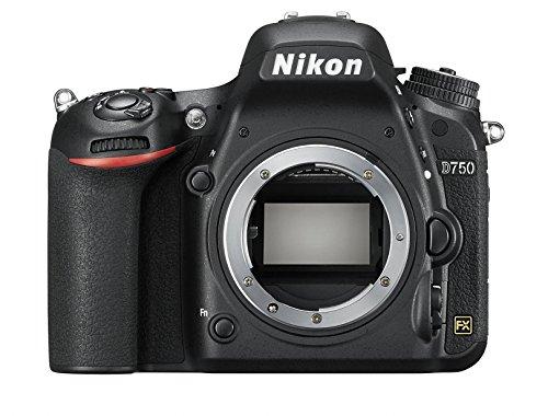 Nikon D750 + AF-S 24-120 VR - Cámara Digital 18