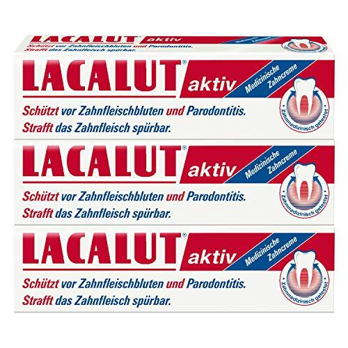 Lacalut -   aktiv Zahnpasta