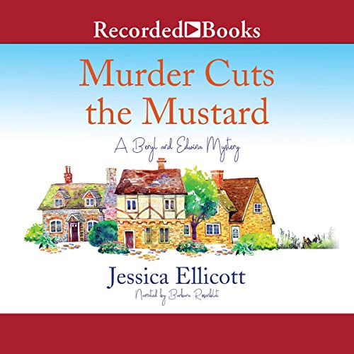 Murder Cuts the Mustard  By  cover art