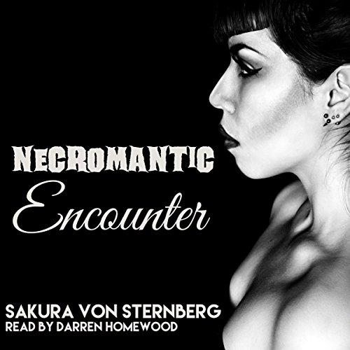 Necromantic Encounter audiobook cover art