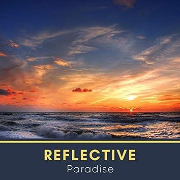 """"""" Reflective Garden Paradise """""""