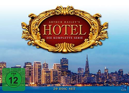 Hotel - Die komplette Serie (Episode 01-114 + Pilot) [29 DVDs]