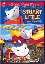 Stuart Little Triple Feature (Stuart Little/ Stuart Little 2/ Stuart Little 3: Call of the Wild) (Bilingual)