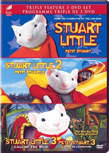 Stuart Little / Stuart Little 2 / Stuart Little 3