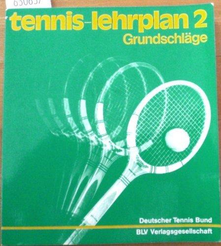 Tennis-Lehrplan, 2: Grundschläge
