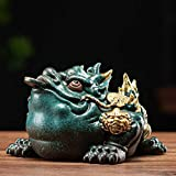 Zoom IMG-2 j mmiyi money frog statua