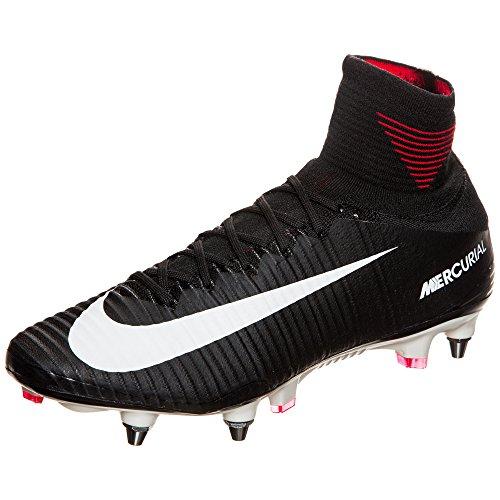 Nike Herren Mercurial Superfly V DF SG-PRO Fußballschuhe, Dark Grey Black Anthracite, 41 EU