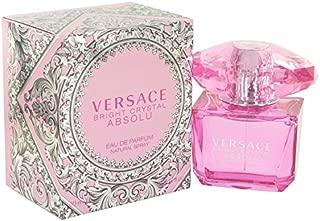 Versace Bright Crystal Absolu Eau De Parfum Spray - 50ml/1.7oz