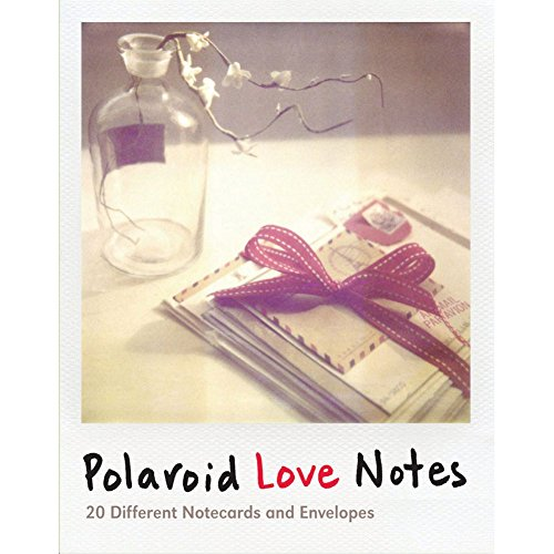 Polaroid Love Notes: 20 Different Notecards and Envelopes (Love Themed Greeting Cards, Retro Photography Gift)