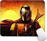 Mandalore Gmaing Mouse Pad Series Anti-Slip Mouse Mat for Office Computer Mousepads Star Wars Mouse Pad