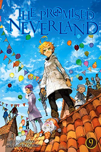 The Promised Neverland, Vol. 9: The Battle Begins (English Edition)