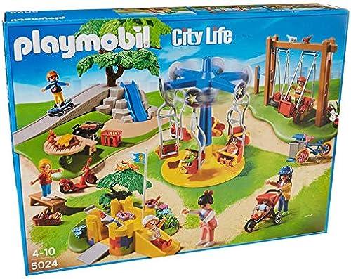 PLAYMOBIL City Life PlayGründ - 5024
