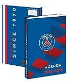LPD - Agenda Journalier Football PSG Illustré - Septembre 2018 à Septembre 2019-12 x 17 cm
