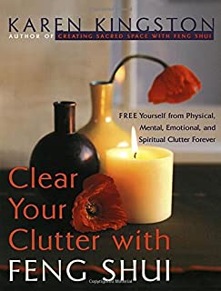 clearing out clutter feng shui