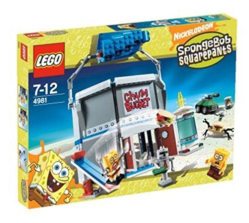 LEGO SpongeBob 4981 - Chum Bucket