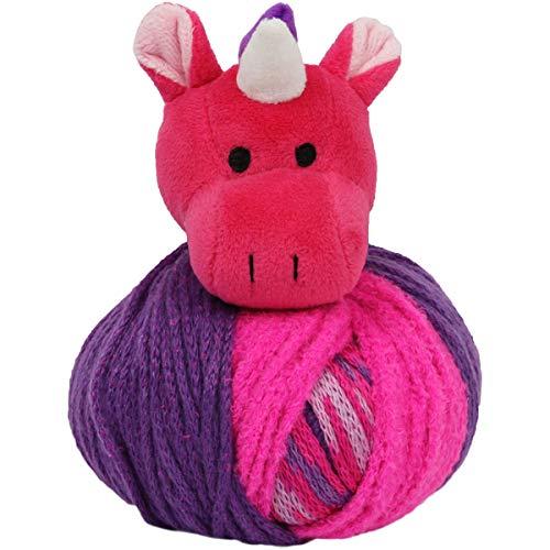 DMC Top This! Unicorn Yarn Kit