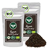 Azafran Assam Schwarzer Tee - English Breakfast Tea - Echter Ostfriesentee 500g