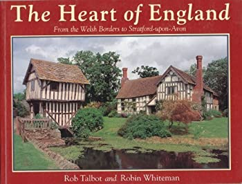 The Heart of England (Country Series, 24) 0297833812 Book Cover