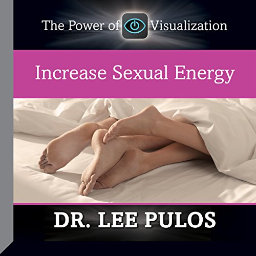 Increase Sexual Energy audiobook cover art