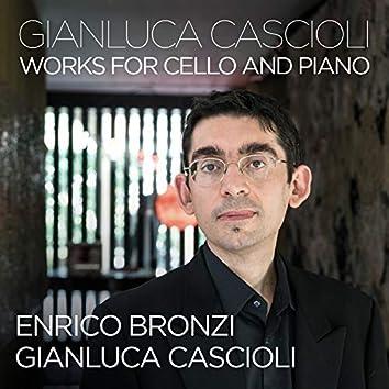 Cascioli: Cello Works