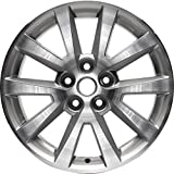 Partsynergy Replacement For New Aluminum Alloy Wheel Rim 18 Inch Fits 2013-2016 Chevy Malibu 5-120.65mm 10 Spokes
