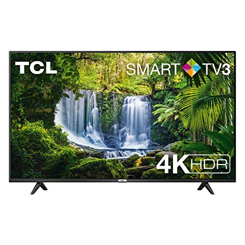 TCL 65P616, Smart Android Tv 65 pollici, 4K HDR, Ultra HD (Micro dimming PRO, HDR 10, Dolby Audio)