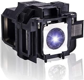 KAIWEIDI V13H010L88/ELPLP88 Replacement Projector Lamp Bulb for Epson PowerlLite 1224 1264 740HD HC1040 HC2040 HC2045 HC640 X27 EX3240 EX7240 EX9200 EX5250 EX5240 VS240 VS345 VS340 Projectors