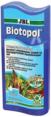 JBL Biotopol 23001 Wasseraufbereiter für Süßwasser Aquarien, 100 ml