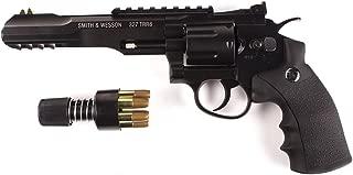 Smith & Wesson 327 TRR8 Revolver .177 Caliber BB Gun Air Pistol