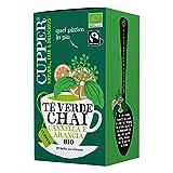Tè Verde Chai Biologico Fairtrade Cupper (confezione da 20 bustine)