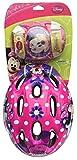 Stamp Disney Minnie Mouse Helmet/Elbow Pads
