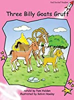 Three Billy Goats Gruff (Red Rocket Readers: Pre-reading Level: Pink)