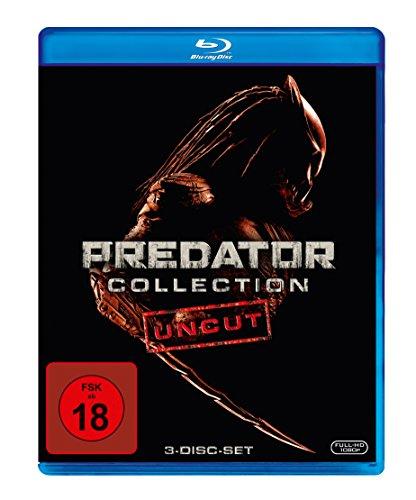 Predator Collection (Uncut) [3 Blu-rays]