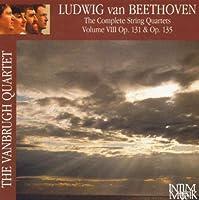 String Quartet.14, 16: Vanbrugh.q