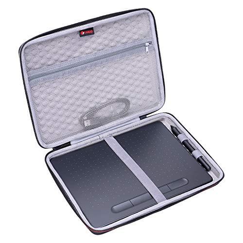 XANAD Duro Viaggio Trasportare Custodia per Wacom Intuos M Tavoletta Bluetooth con Penna CTL-6100WLK-S - Protettivo Caso Borsa Scatola
