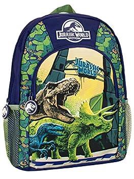Jurassic World Boys Dinosaur Backpack